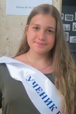Денисенко Софья (школа № 153)