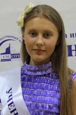 Ершова Татьяна (школа № 160)