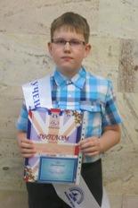 Киселев Илья (школа № 187)