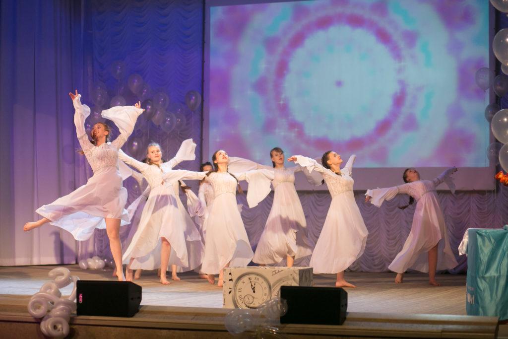"""Танцевальная поддержка от наших гостей """"Vita of Dance"""""""